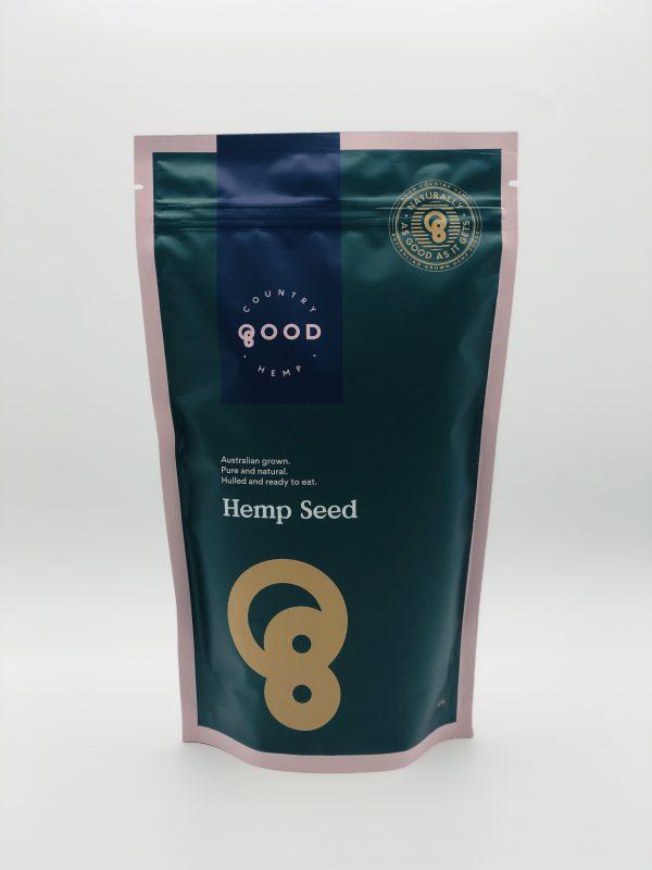 Hulled hemp seeds 500g