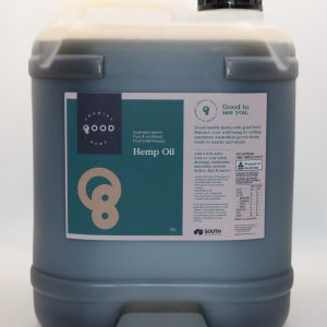 Hemp seed oil 20L