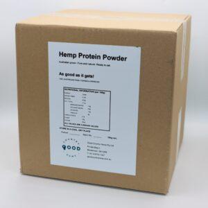 Hemp protein powder 10kg